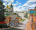 ''Near the Kremlin''.