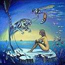 ''Wasp''. Semushin Alexander. Surrealism