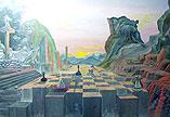 ''Chess''. Zajtsev Dmitry. Surrealism
