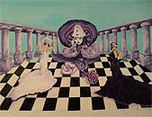 ''Party''. Anashkina Svetlana. Surrealism