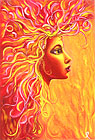 ''She is Fire''.
