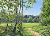 ''Forest path''.