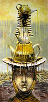 ''Tea party''.