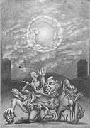 ''Full moon''. Sargsyan Arthur. Surrealism