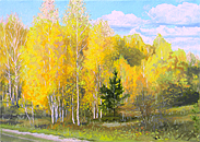 ''Autumn in October''.