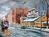 ''Москва, Лефортово''. Силаева Нина. Реализм