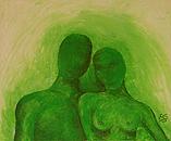 ''Unity''. Prigarina Evgeniya. Surrealism