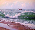 ''Breath of the ocean''.