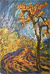 ''Landscape''. Gorbatyuk Andrey. Impressionism