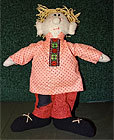 ''Doll talisman #2''.