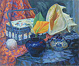 ''Still life with a sink''.
