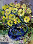 ''Yellow flowers''.