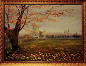 ''Autumn in Moscow''.
