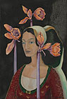 ''Soul''. Guseva Anastasiya. Surrealism