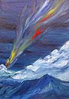 ''Хвост кометы''. Генцарь Рената. Космизм