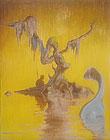''Monument of the lost planet''. Pavljuk Vladimir. Surrealism
