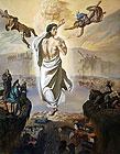 ''Parting Christ''. Phaizulline Ilyas. Surrealism