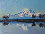 ''Ararat''. Horenyan Vagan. Impressionism