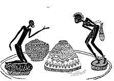 Легенда о происхождении Маконде