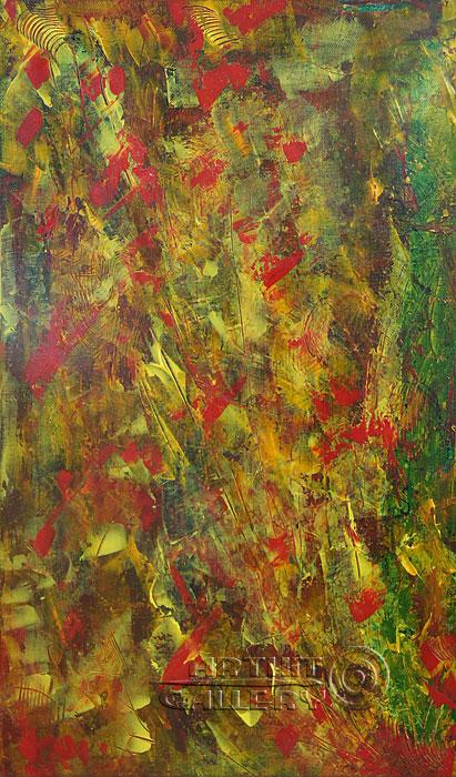 ''Космическая сверхинтуиция''.  Белов Валентин. Продажа картин, предметов декоративно-прикладного искусства