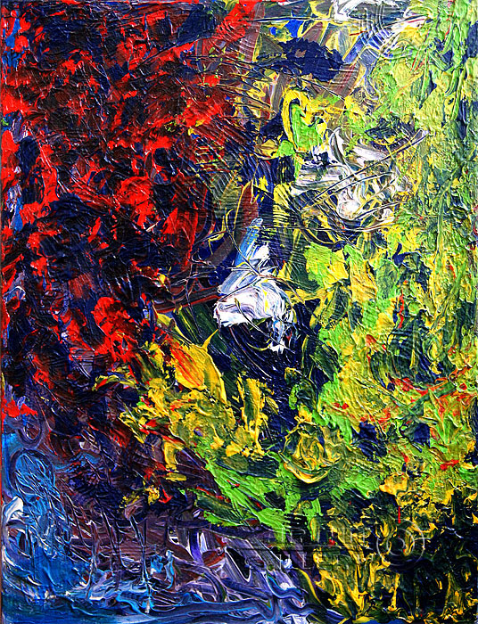 ''Мировой Океан Вселенской Гармонии''.  Белов Валентин. Продажа картин, предметов декоративно-прикладного искусства