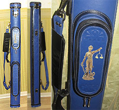 Cue cases for pool cue 