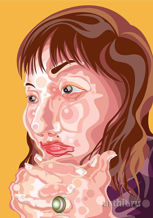 'Stare'  by Tozawa Yasutaka
