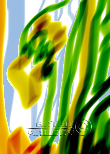 ''Ирис''.  Штыкова Ирина. Продажа картин, предметов декоративно-прикладного искусства