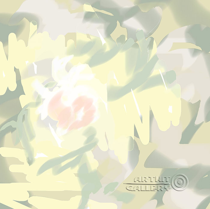 ''Весенняя''.  Штыкова Ирина. Продажа картин, предметов декоративно-прикладного искусства