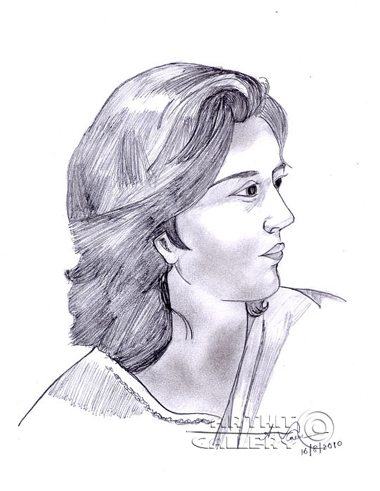 'Determined women'. Anandhan Vignesh