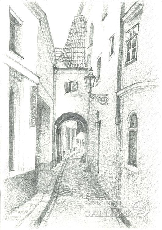 'Vejvodova, Prague'. Klymenko Ivan