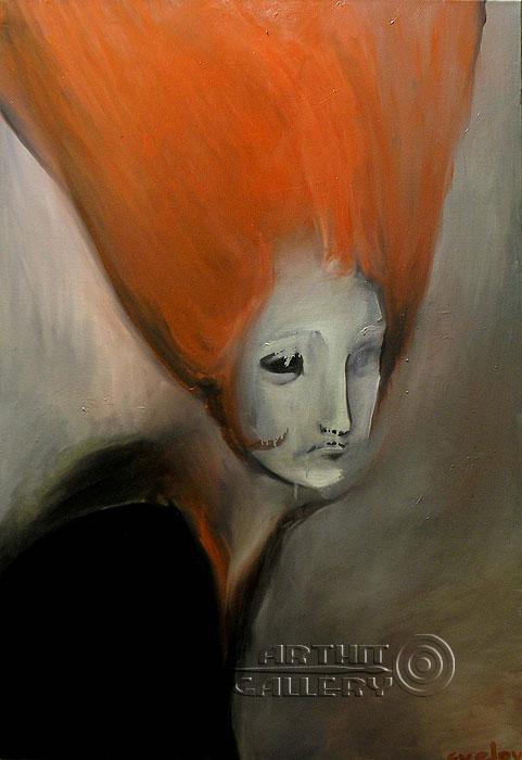''Венера''.  Цвелов Алексей. Продажа картин, предметов декоративно-прикладного искусства