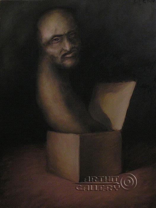 ''Коробка''.  Цвелов Алексей. Продажа картин, предметов декоративно-прикладного искусства