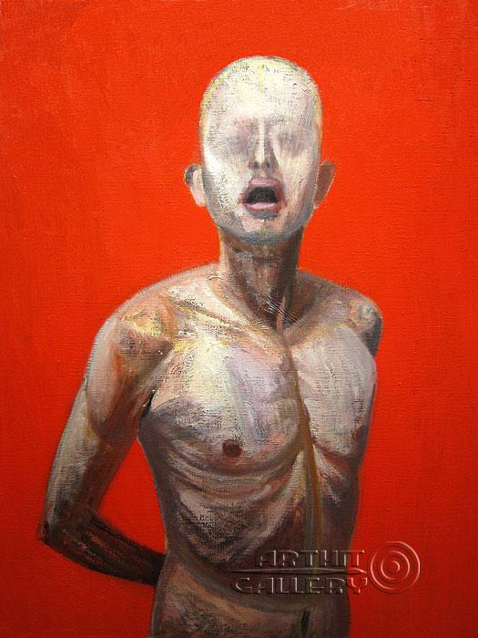 ''Невольник''.  Юдзюань Дайцуке. Продажа картин, предметов декоративно-прикладного искусства