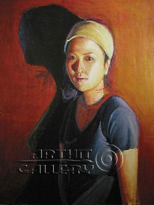 ''Тень''.  Юдзюань Дайцуке. Продажа картин, предметов декоративно-прикладного искусства