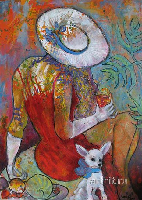 'Toy'  by Yaguzhinskaya Wolga