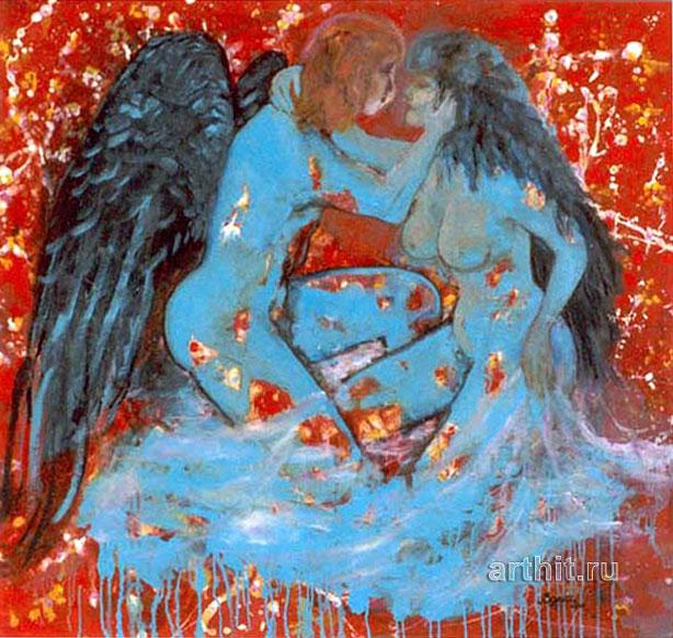 'Temptation'  by Yaguzhinskaya Wolga