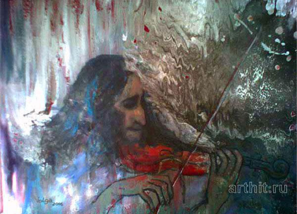 'Maestro'  by Yaguzhinskaya Wolga