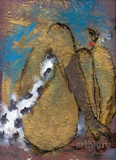 'Diva'  by Yaguzhinskaya Wolga