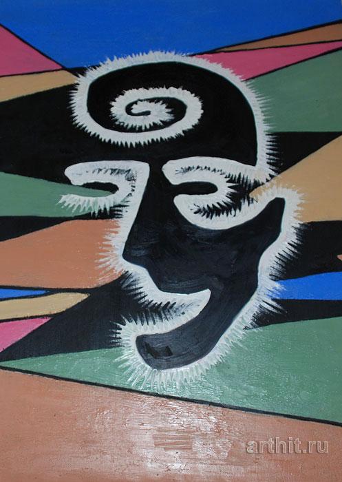 'Mosaic'  by Popova Kseniya