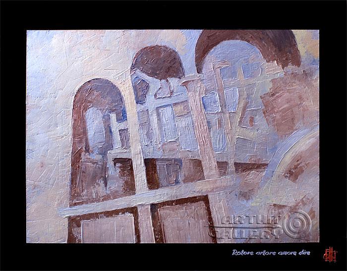 ''Роторе''.  Aln Владимир. Продажа картин, предметов декоративно-прикладного искусства