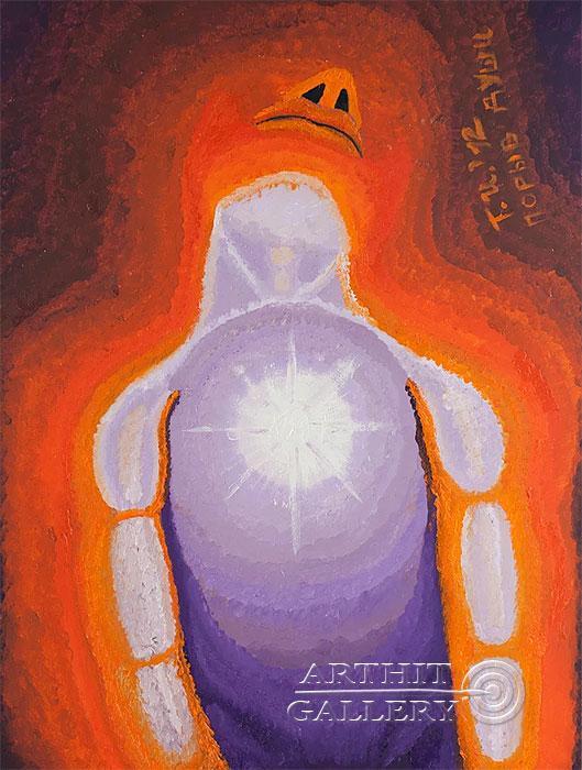 ''Порыв души''.  Торбин Илья. Продажа картин, предметов декоративно-прикладного искусства