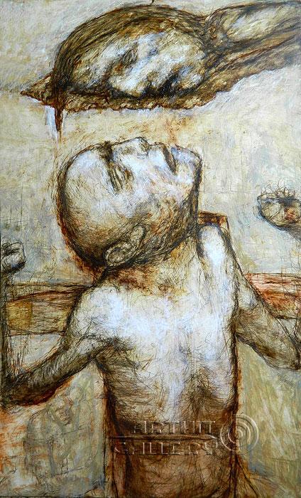 'Why have you forsaken me?'. Loginov Sergey