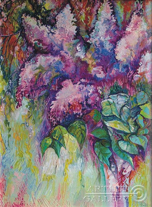 'Lilac'. Zhamalov Rinat