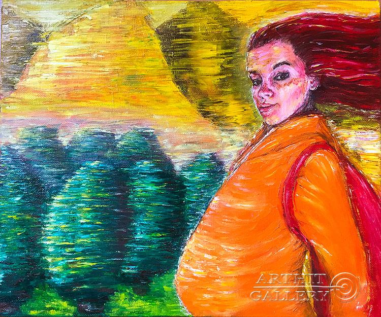 'Life'. Petrova Irina