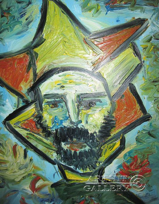 ''Миссия''.  Туманян Эмма. Продажа картин, предметов декоративно-прикладного искусства