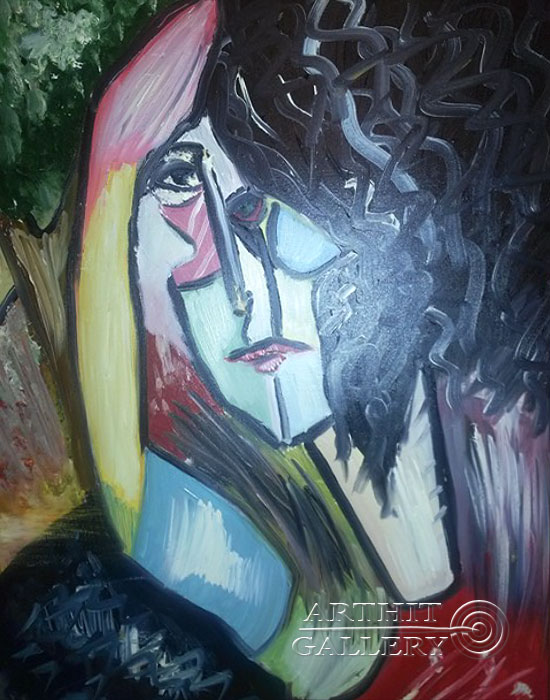 ''Нереализованные мечты''.  Туманян Эмма. Продажа картин, предметов декоративно-прикладного искусства