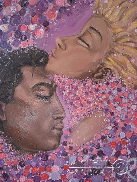 ''Сон''.  Neft Neftyannaya. Продажа картин, предметов декоративно-прикладного искусства