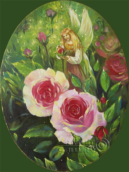 Oil Painting Fantasy Art