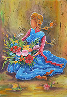 Oil paintings